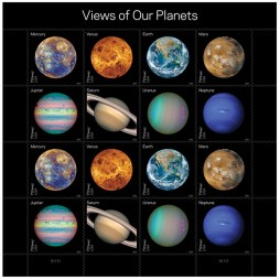 VIew Of Our Planets