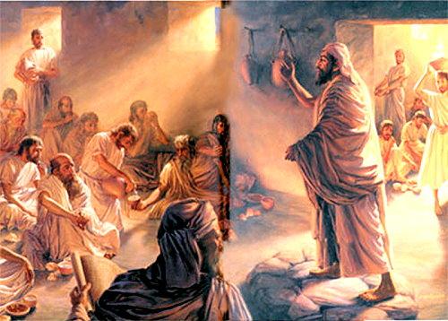 Qumran Essenes of the Dead Sea Scrolls