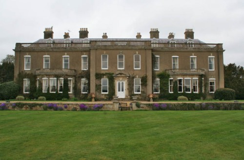 Noseley Hall Estate of Lord Baron Hazelrigg (ca.1419 AD)