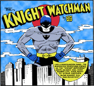 KNIGHT WATCHMAN