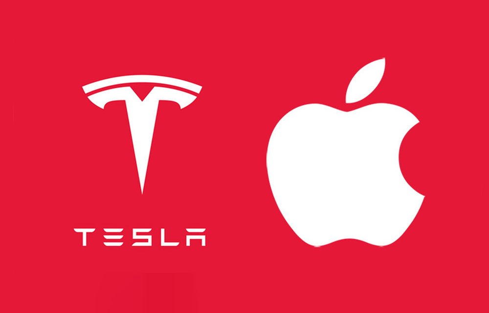 tesla apple deal