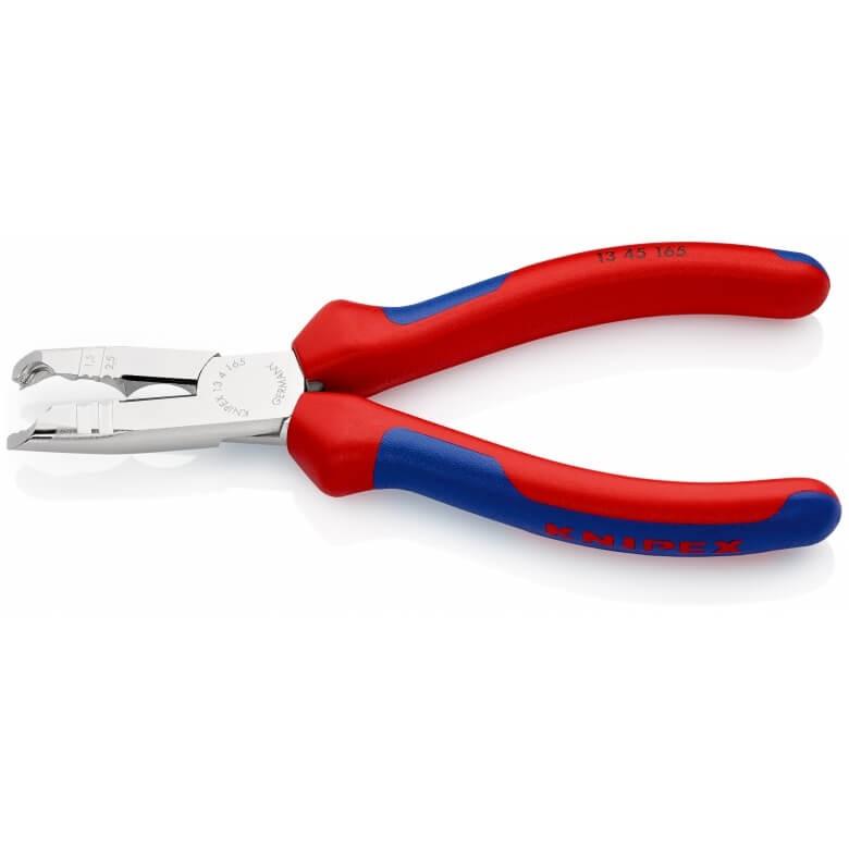 Клещи для удаления оболочки KNIPEX 13 45 165 KN-1345165 по цене 3 711 руб. в фирменном магазине ...