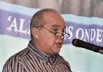 Voorzitter Billy Jonckheer van de Kamer van Koophandel (KvK)