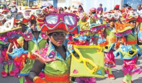 kinder parade 2014