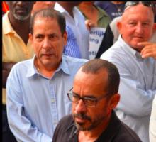 Campo Alegre, Bientu en Babel advocaat mr. Anthony Eustatius, sinds kort tevens ingeschreven als Fundashon Kòrsou Fuerte i Outónomo (KFO)