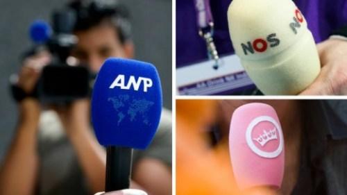 Plannen voor introductie persbeleid bij plaats delict | Foto  ©ANP