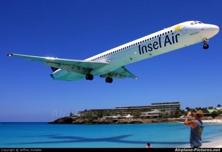Insel Air boos op Suriname