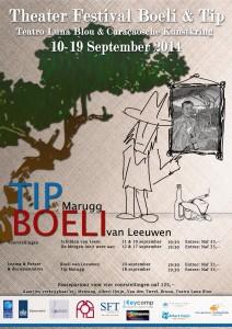 Theater Festival Boeli van Leeuwen & Tip Marugg