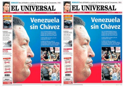 Ontslagen en censuur bij Venezolaanse krant