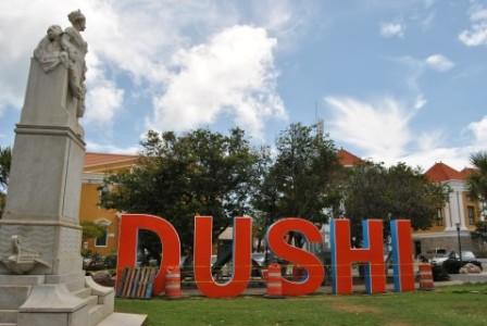 Dushi krijgt kleur