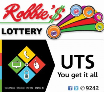 SMS2WIN - de SMS loterijen van Robbie Dos Santos en UTS/KPMG