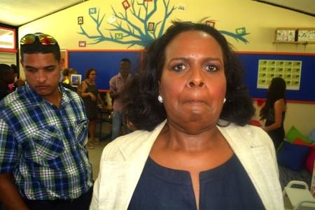 Rechter veegt de vloer aan met optreden Gevmin | Foto Persbureau Curacao