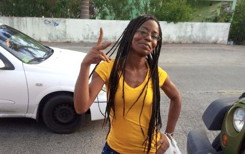Voorlopige hechtenis blogger Judith Roumou opgeschort | Foto Gromyko Wilson/721news.com