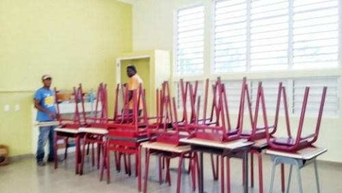 St. bernard school-verven