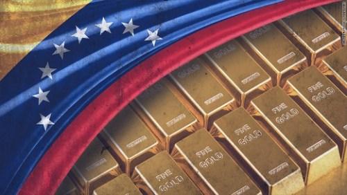 Venezuela's economy in shambles