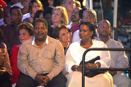 Whiteman houdt de zaak onder de pet | Foto Foto Persbureau Curacao