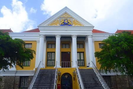 Lokale rechters solidair met Turkse collega's | Foto Persbureau Curacao