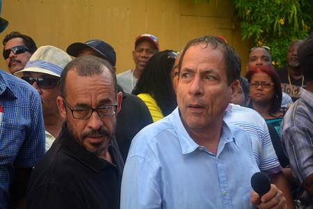 Advocaten Eldon Sulvaran en Chester Peterson | Persbureau Curacao