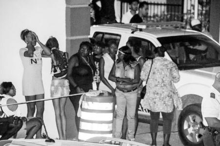Liquidatie schietpartij Campo Alegre | Foto Extra