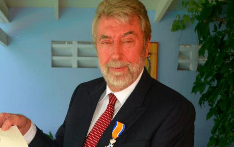 Rob Blaauw - curator Baco Macaibo   Persbureau Curacao