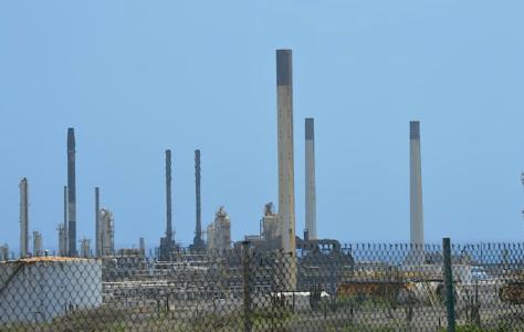 raffinaderij Citgo | Antilliaans Dagblad