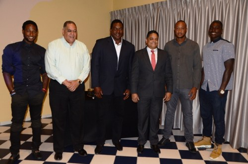 hoto: Snapshot Luncheon Presentation: How to Maximize Curaçao's Exposure Through our MLB Ambassadors
