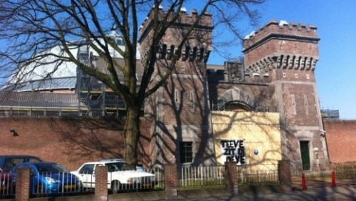 The Koepelgevangenis Breda has been closed due to a lack of prisoners
