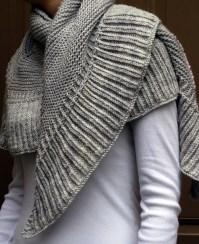 knit shawl | Knit and Crochet