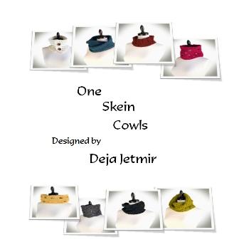 One Skein Cowl eBook Regular Price $4.99