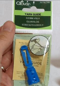 Clover's Yarn Guide