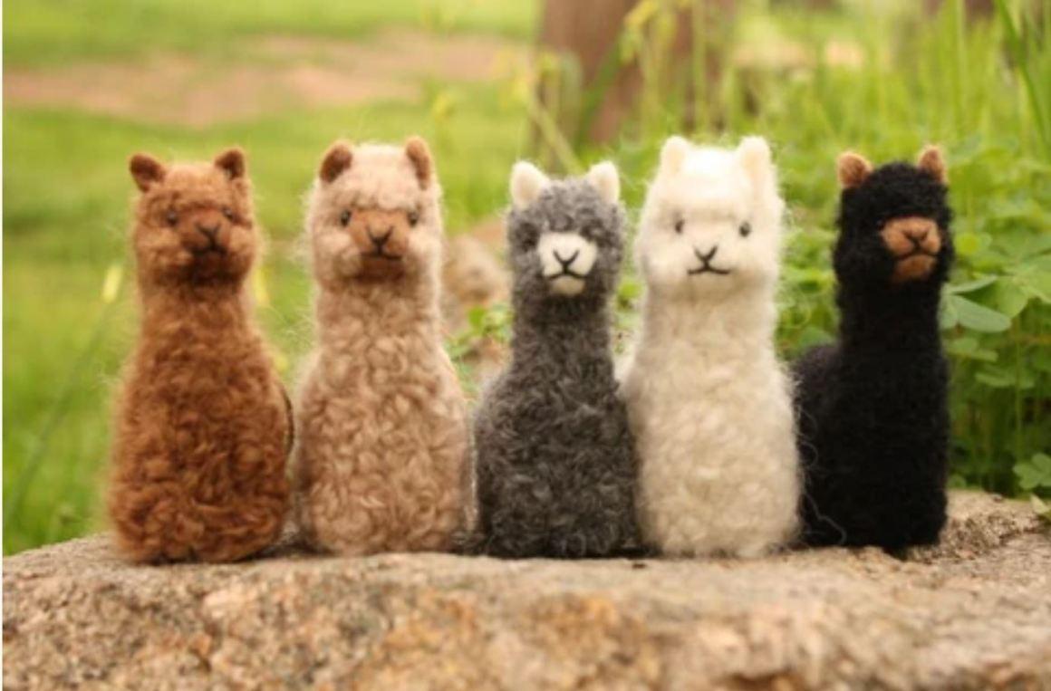 Alpaca Ornaments