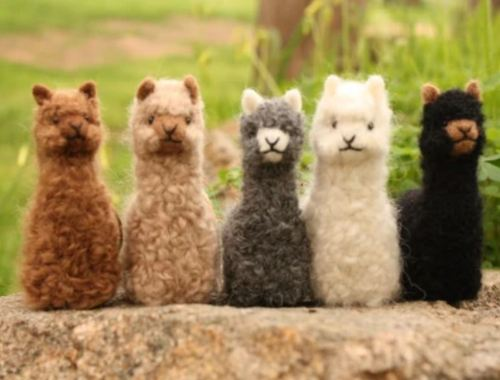 Alpaca Ornaments