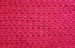 Heavy Puff Stitch Pattern