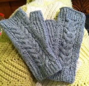 Meg's Felted Tweed