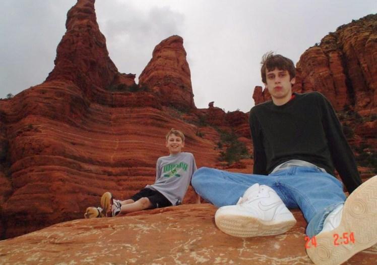 The boys, 2005