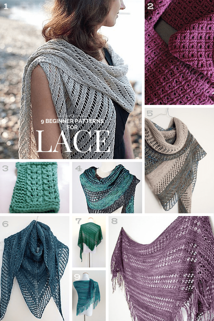 9 Top-Rated Lace-Knitting Projects for Beginners   KnitFreedom