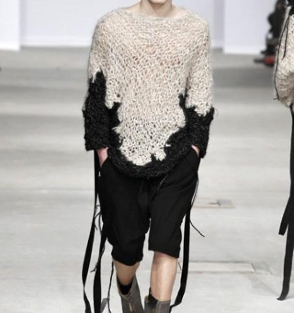 knitGrandeur: Irregular