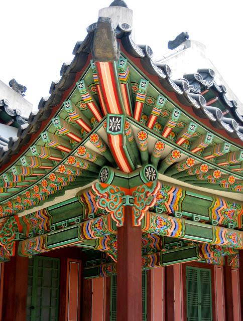 knitGrandeur: Changdeokgung Palace, Seoul South Korea