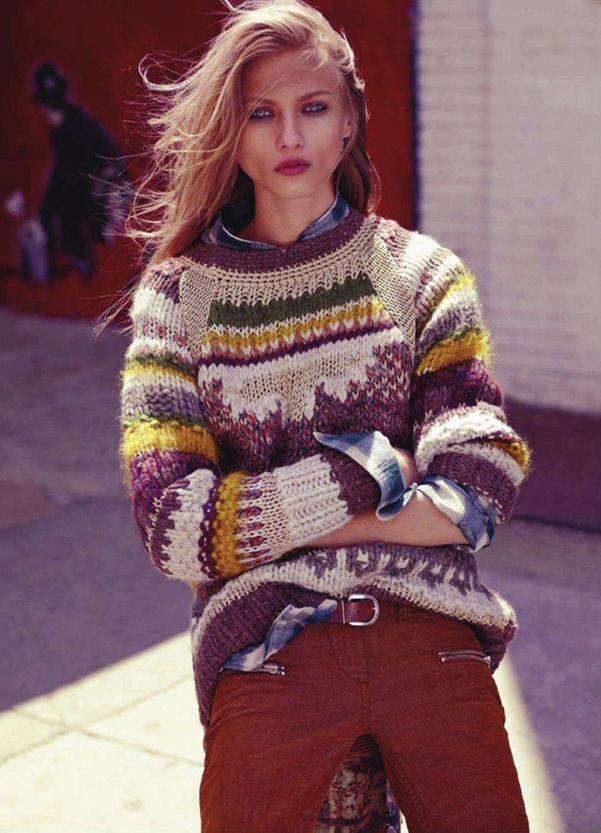 knitGrandeur: Float Jacquard with Texture