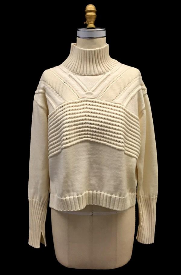 knitGrandeur: FIT & Baruffa 2/30s Cashwool Collaboration: Term Garment Project
