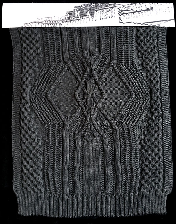 knitGradeur: FIT & Baruffa Collaboration 2016: Linear Stitch Design Project Featuring Cashwool