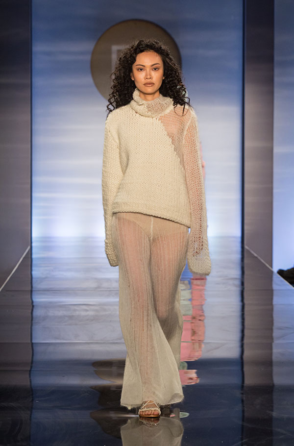 knitGrandeur: FIT The Future of Fashion 2017, Knitwear