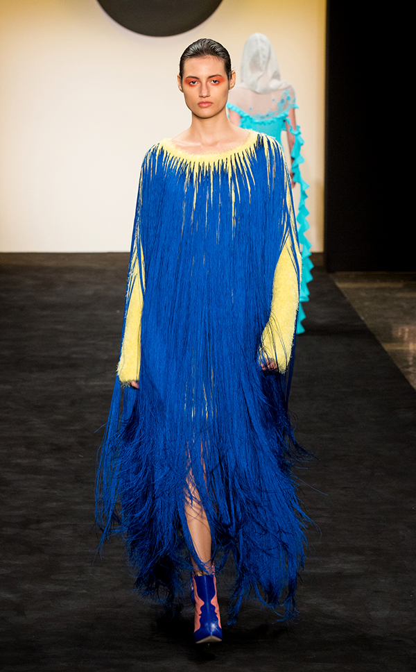 knitGrandeur®: FIT The Future of Fashion 2018, Knitwear-Designer Maro Lee