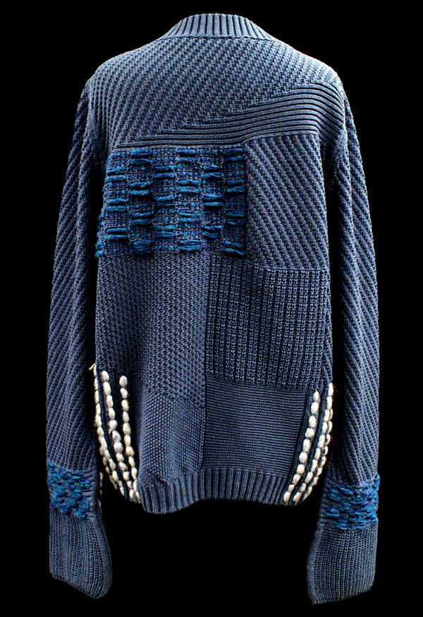 knitGrandeur: Designer:Emily Nieland- FIT & Biagioli Modesto Collaboration 2018: Term Garment Project Featuring Cash 30