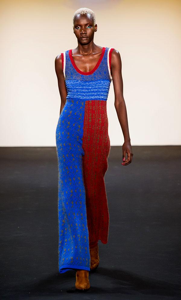 Designer: Donna Ferris- knitGrandeur: FIT The Future of Fashion 2019, Knitwear