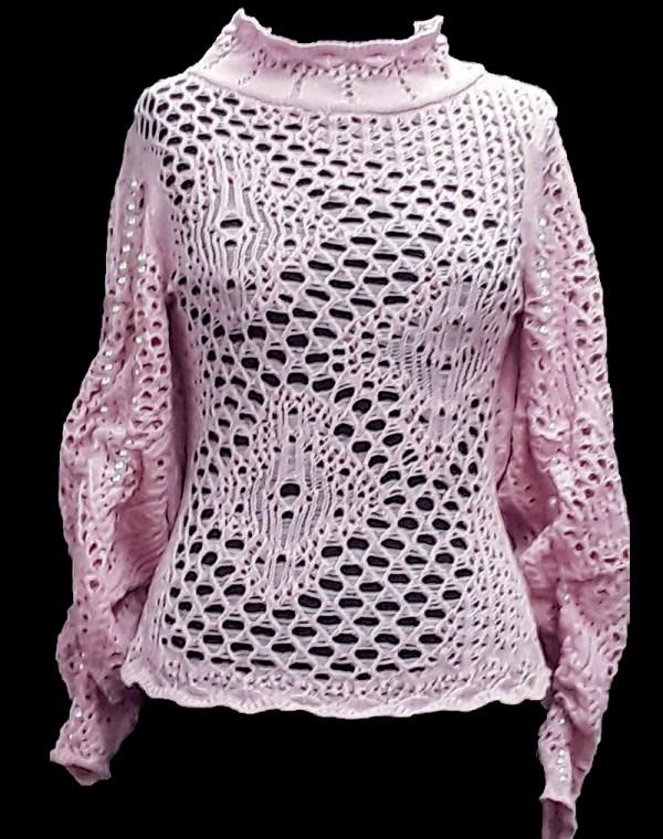 Designer: Aurora Wilkinson- FIT & Biagioli Modesto Collaboration 2019: Term Garment Project Featuring Cash 30