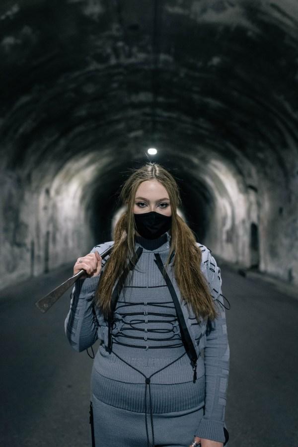 knitGrandeur- Charlotte Crowninshield: FIT Future of Fashion 2021, Knitwear