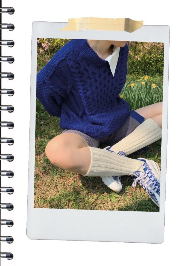 knitGrandeur- Dongju Yoon: FIT Future of Fashion 2021, Knitwear