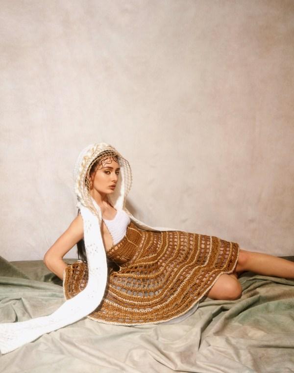 knitGrandeur- Ziyue Zhu: FIT Future of Fashion 2021, Knitwear