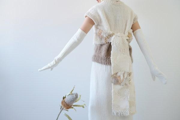 knitGrandeur: Saemi Jeon: FIT Future of Fashion 2021, Knitwear